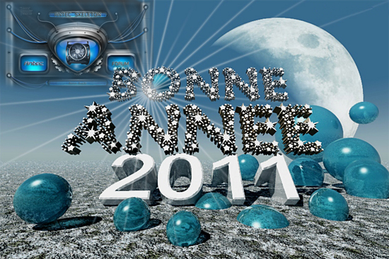 ---//~~~~// Bonne Année 2011 \\~~~~\\-- Ba2011